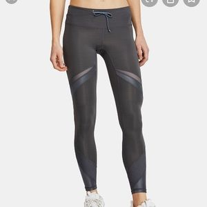 Free people movement drawstring leggings grey s